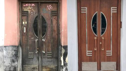 Во Львове реставраторы восстановили еще одни исторические ворота: интересные фото