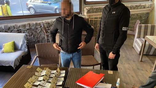 Требовал деньги с бизнесменов: в Киеве на взятке погорел начальник департамента КГГА