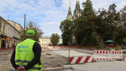 Будут изменения в движении: во Львове на ремонт закроют перекресток улиц Городоцкой и Бандеры