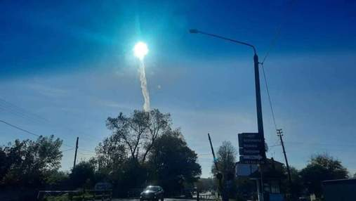 В небе на Львовщине возникло необычное явление: интересные фото
