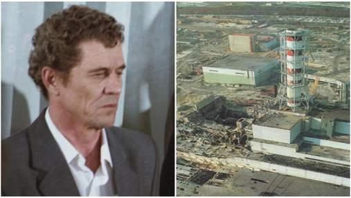 Умер первый директор Чернобыльской АЭС Брюханов