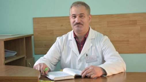 Умер известный львовский инфекционист Виктор Периг