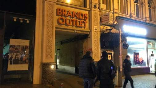 На Крещатике произошла стрельба: в баре в центре Киева ранили человека