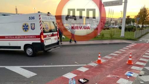 У Києві п'яний водій вантажівки збив пішоходів та влаштував перегони з поліцією: жахливе відео