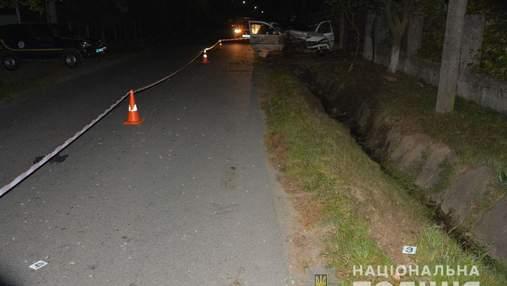 На Закарпатті водій під наркотиками злетів у кювет: загинула 17-річна дівчина, ще одна в лікарн