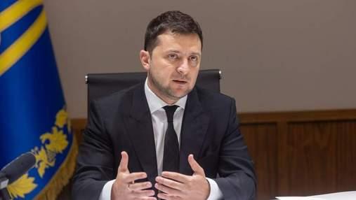 Украина заинтересована во встрече с президентом России в любом формате, – Зеленский