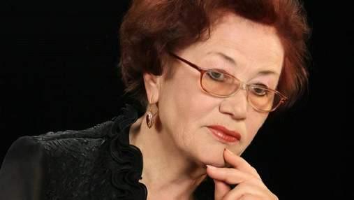Заслуженная артистка Украины Мария Гонта умерла от коронавируса