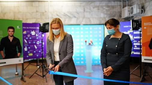"""Компанія """"Фармак"""" разом із Київським метрополітеном презентували виставку """"100 років інсуліну"""""""