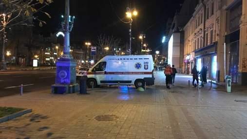 Обматерил и выстрелил в живот: в полиции рассказали подробности о разборках в баре на Крещатике