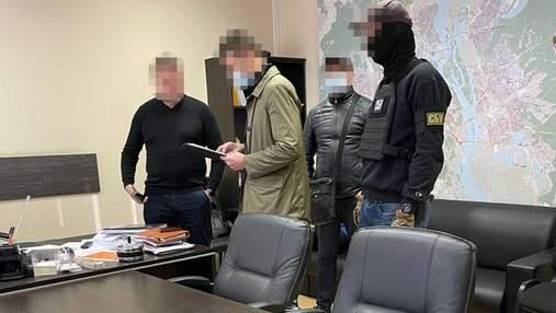 СБУ обшукує офіс Київтеплоенерго