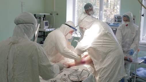 Вірус стає агресивнішим: у Львові трьом хворим на COVID-19 ампутували кінцівки