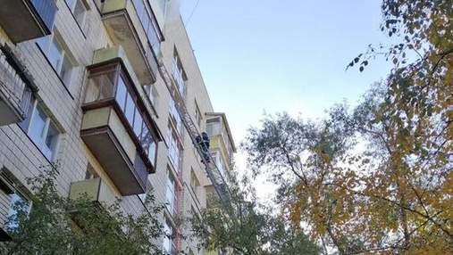 Вероятно, курили в постели: В Киеве на Академгородке произошел смертельный пожар