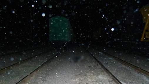 На Київщині загинув підліток, який перелазив через вагон