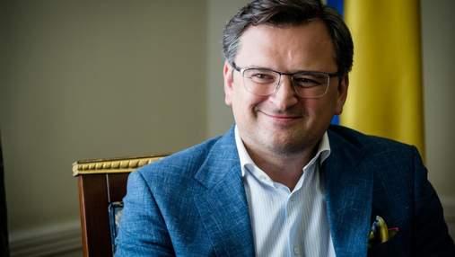 """Кулеба відповів Лаврову про зустріч """"нормандської четвірки"""""""