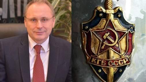 Протеже Татарова: следователь КГБ метит в судьи КСУ