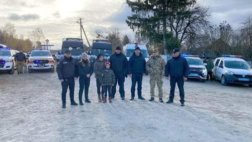 Чудом спасся: на Хмельнитчине всю ночь в лесу искали 10-летнего мальчика