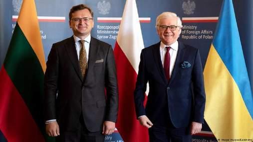 Временная замена НАТО и ЕС: зачем Украина создает региональные союзы