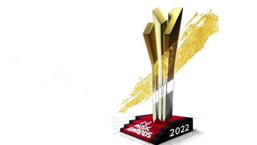 Музыкальную премию M1 Music Awards перенесли из-за вспышки коронавируса в Украине