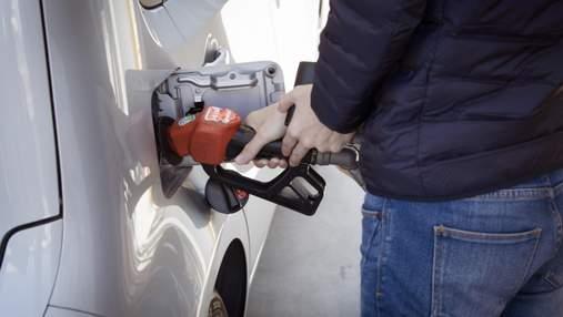 Бензин и дизельное топливо продолжают дорожать на украинских АЗС