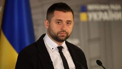 Должен решать референдум, – ответил Данилову в отношении жесткой президентской республики