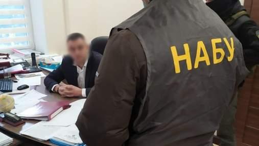 Погорели на взятке: НАБУ направило в суд дело о попытке подкупа главы Госгеокадастра
