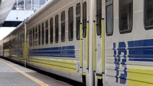 В Житомирской области с рельсов сошли вагоны: задерживаются поезда
