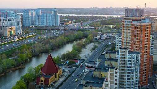 В Києві на Осокорках створять сучасний парк на майже 300 гектарів