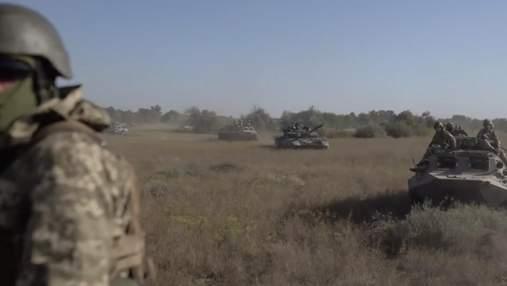 ЗСУ тренувалися знищувати ворожий морський десант поблизу Криму: потужне відео