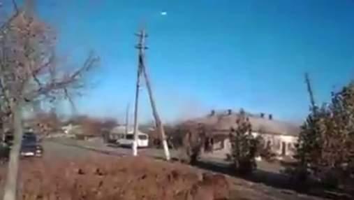 """""""С*ка, в будинок летить"""": місцеві зняли обстріл бойовиками Гранітного"""