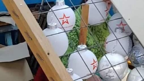 Іграшки з логотипом армії Росії досі в Україні: їх знайшли у популярній мережі магазинів – відео