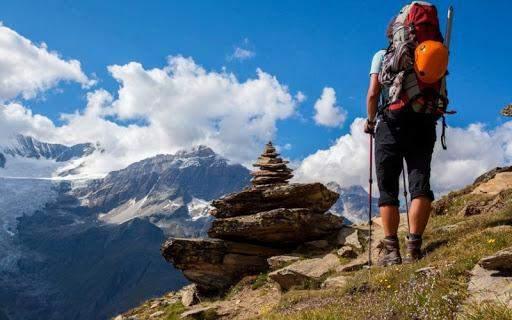 У горах вам потрібно завжди мати додатковий одяг