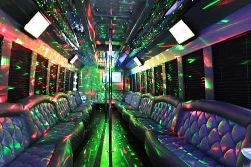 Автобус для вечірок