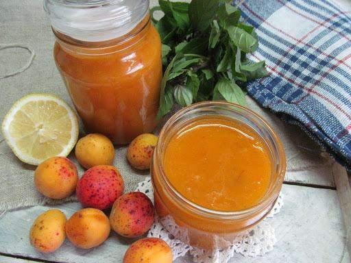 Абрикосове варення з лимоном - спосіб приготування
