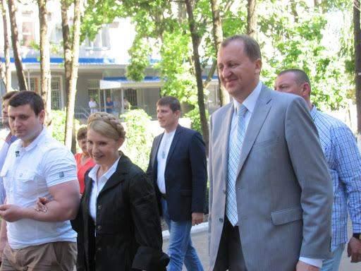 Лисенко та Юлія Тимошенко