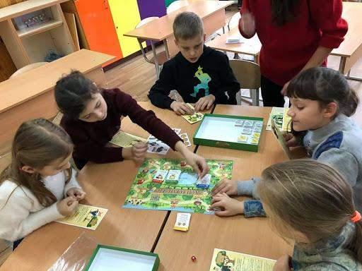 Ігри в класі