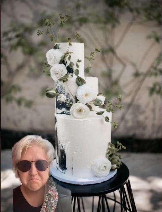 Наречена мріяла про весільний торт, як у пінтересті