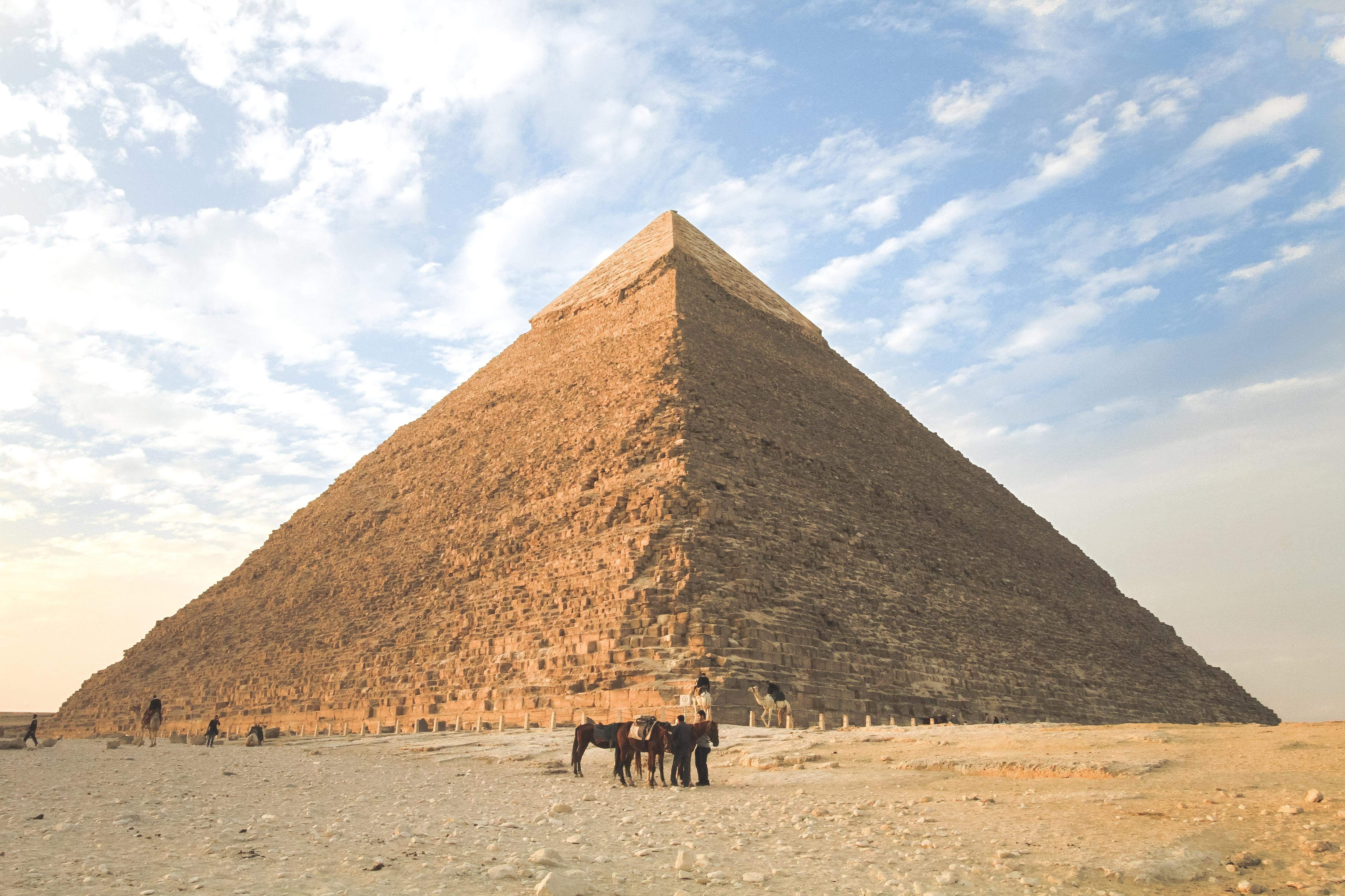 єгипет піраміди у єгипті