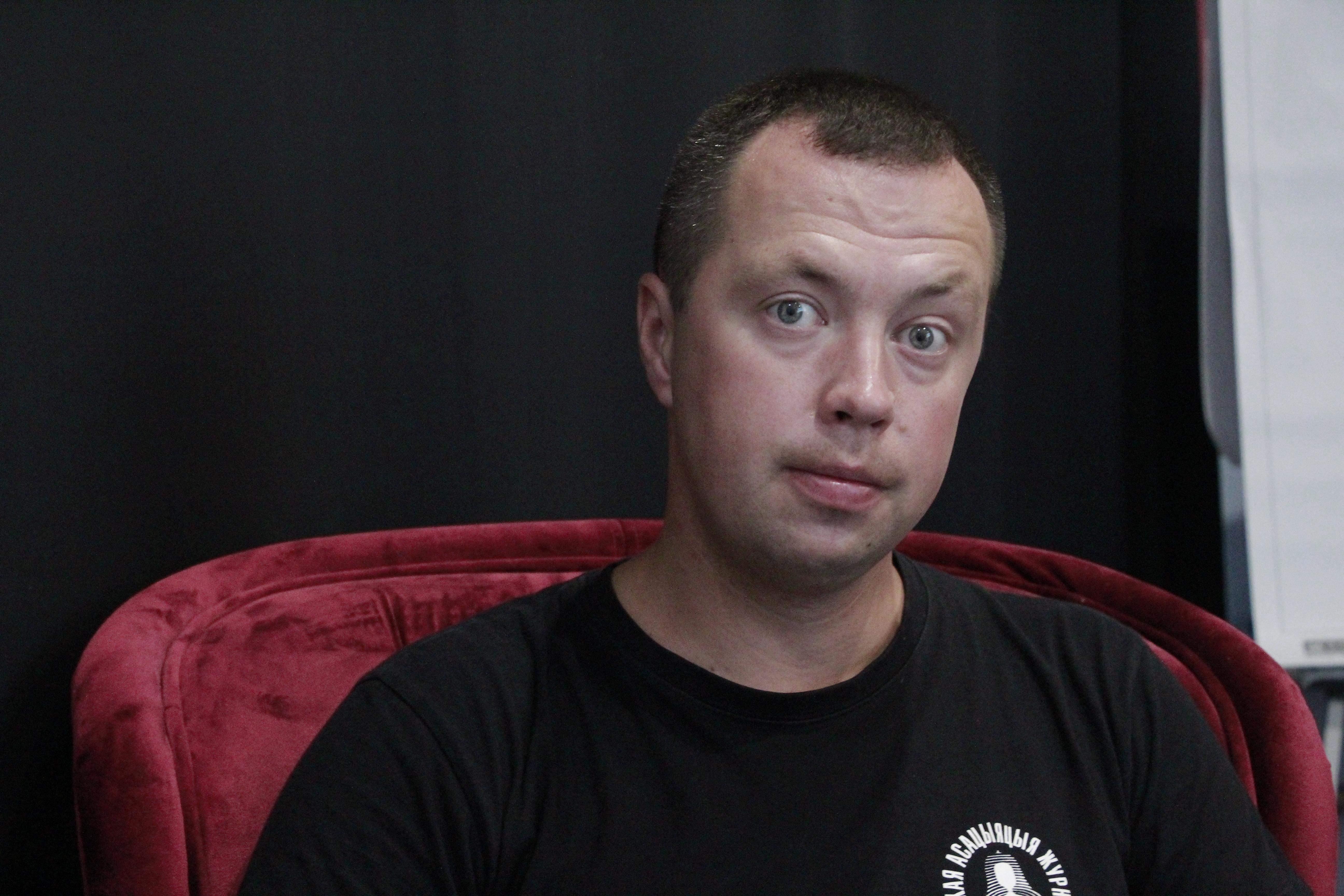 Борис Гарецький, заступник голови БАЖ