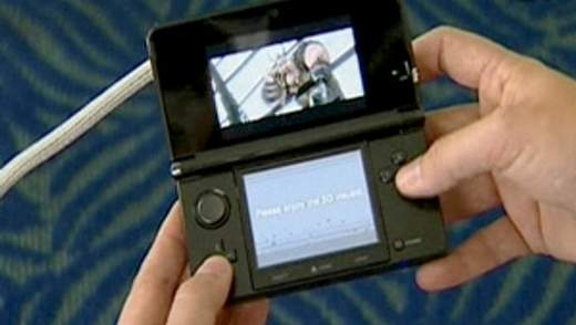 Nintendo представила нову портативну ігрову систему 3DS