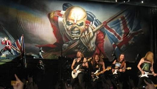 Iron Maiden вже у серпні презентуватимуть повнометражний студійний альбом