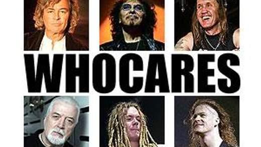 Учасники Deep Purple, Black Sabbath, Iron Maiden, HIM і Metallica створили супергрупу (ВІДЕО)