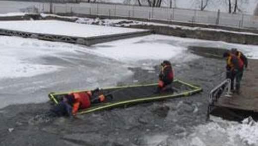 Рятувальники провели тренування на воді