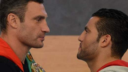 Сьогодні Кличко битиметься з Чарром