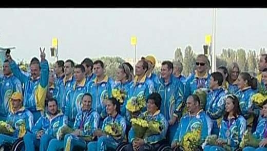 Команда месяца: украинские паралимпийцы