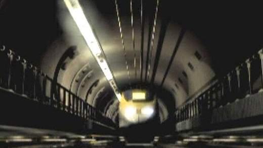 Тунель під Ла-Маншем - найдовший підводний тунель у світі