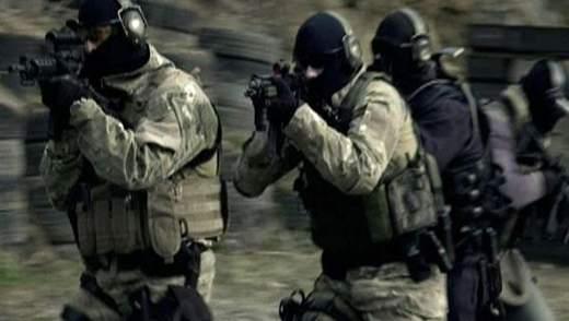 Як виконують засекречені бойові операції найманці (Відео)