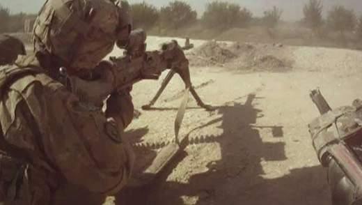 Полювання на Саддама Хусейна (Відео)