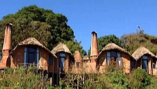 Отель Ngorongoro Crater Lodge - современные удобства с африканскими деталями