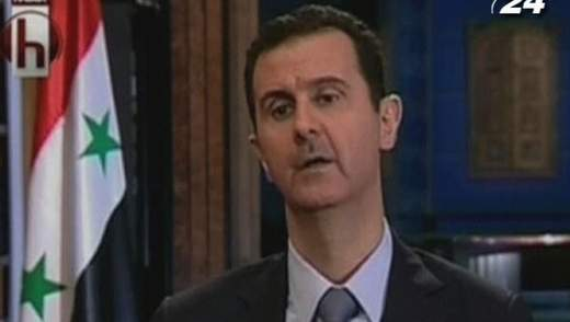 Диктатори. Башар аль-Асад