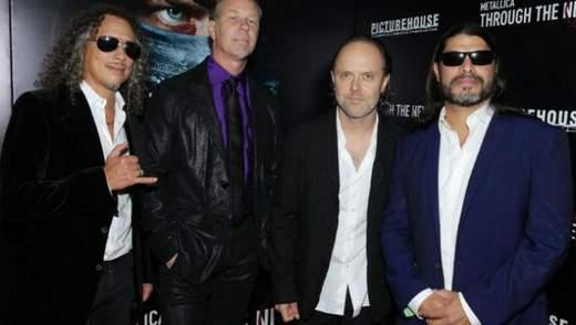 Metallica виступить в Антарктиді
